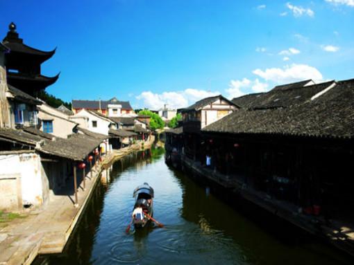 【千岛奇观】杭州西湖+京杭大运河+西塘,乌镇,双水乡+耦园+千岛湖双飞4日游
