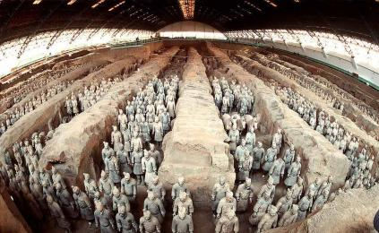 【慈翔】西安、兵马俑、华清池、乾陵、法门?#38534;?#26126;城墙双飞4日